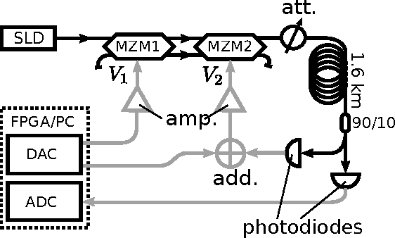 Figure 1 for Embodiment of Learning in Electro-Optical Signal Processors