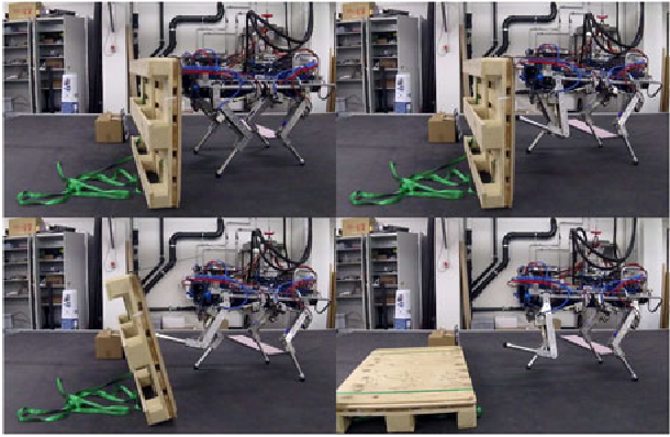 Figure 1 for Trajectory Optimization Through Contacts and Automatic Gait Discovery for Quadrupeds