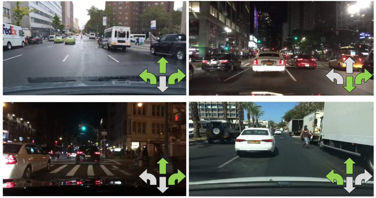 Figure 4 for Development and testing of an image transformer for explainable autonomous driving systems
