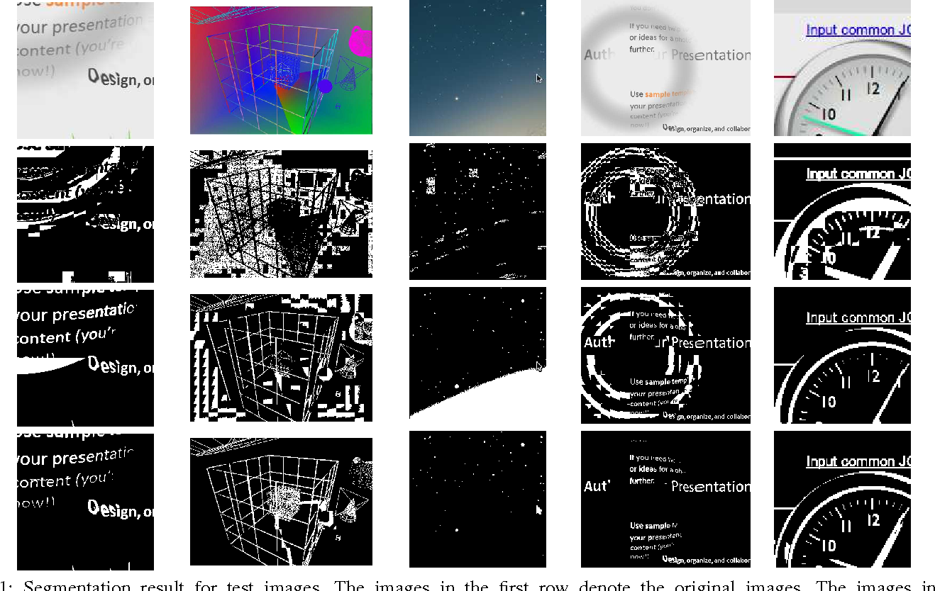 Figure 1 for Screen Content Image Segmentation Using Sparse-Smooth Decomposition