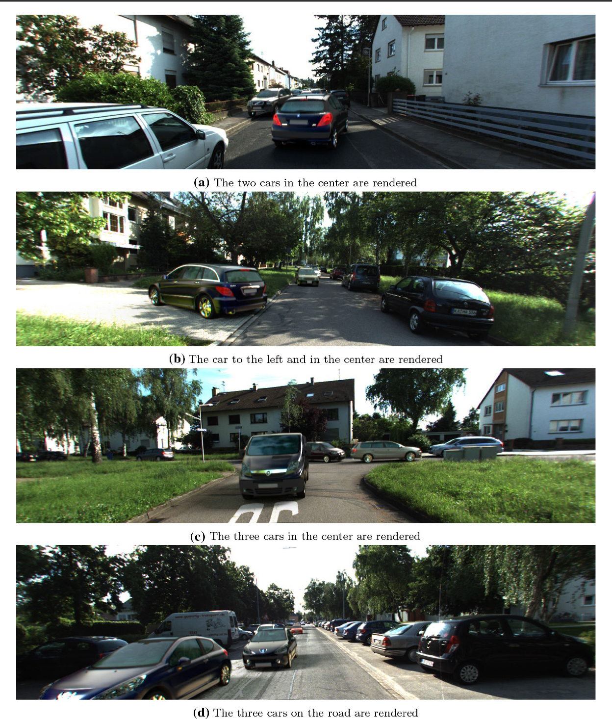 Figure 4 for Augmented Reality Meets Computer Vision : Efficient Data Generation for Urban Driving Scenes
