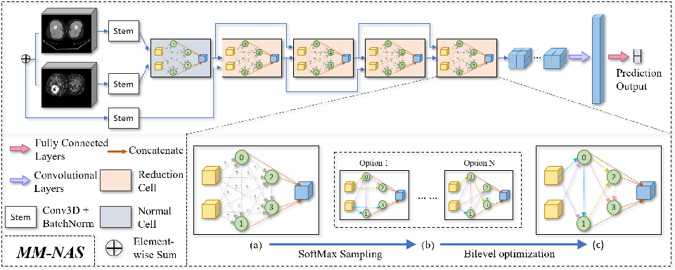 Figure 1 for Multi-Modality Information Fusion for Radiomics-based Neural Architecture Search