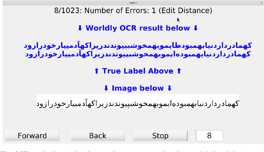Figure 3 for Development of a New Image-to-text Conversion System for Pashto, Farsi and Traditional Chinese