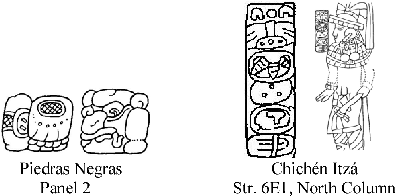 Figure 2 from THE NOMINAL YAXHA'(AL) CHAK ON CLASSIC MAYA CERAMICS