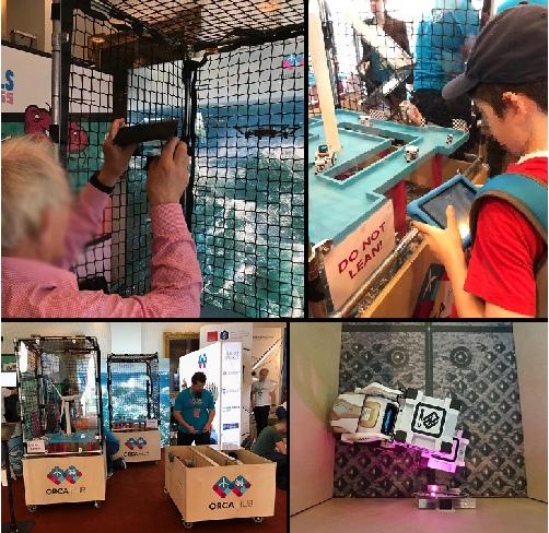 Figure 3 for Robots in the Danger Zone: Exploring Public Perception through Engagement