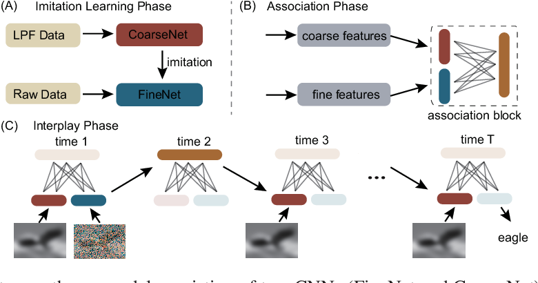 Figure 2 for Vision at A Glance: Interplay between Fine and Coarse Information Processing Pathways