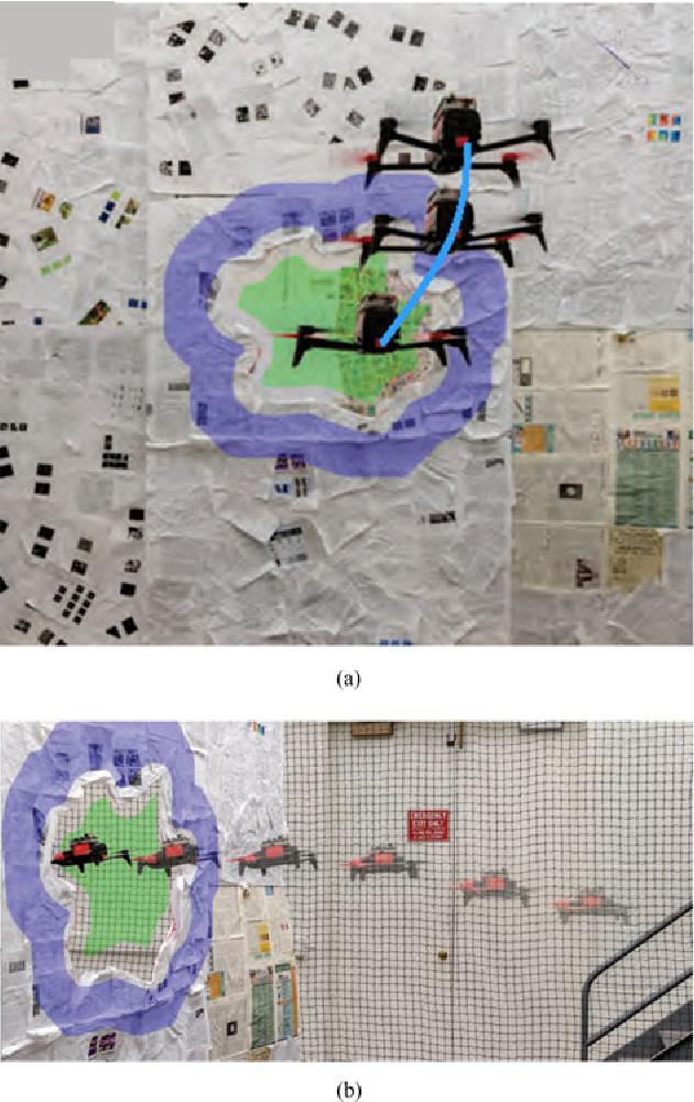 Figure 1 for GapFlyt: Active Vision Based Minimalist Structure-less Gap Detection For Quadrotor Flight