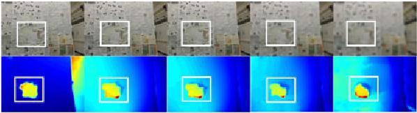 Figure 4 for GapFlyt: Active Vision Based Minimalist Structure-less Gap Detection For Quadrotor Flight