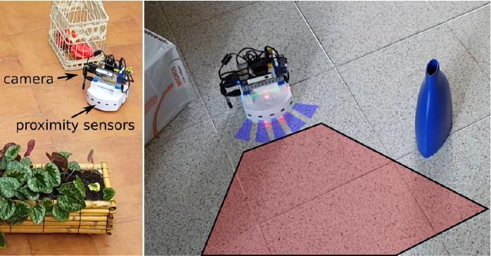 Figure 1 for Learning Long-Range Perception Using Self-Supervision from Short-Range Sensors and Odometry