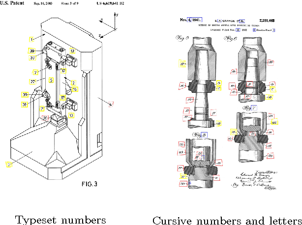 Figure 1 for Detecting Figures and Part Labels in Patents: Competition-Based Development of Image Processing Algorithms