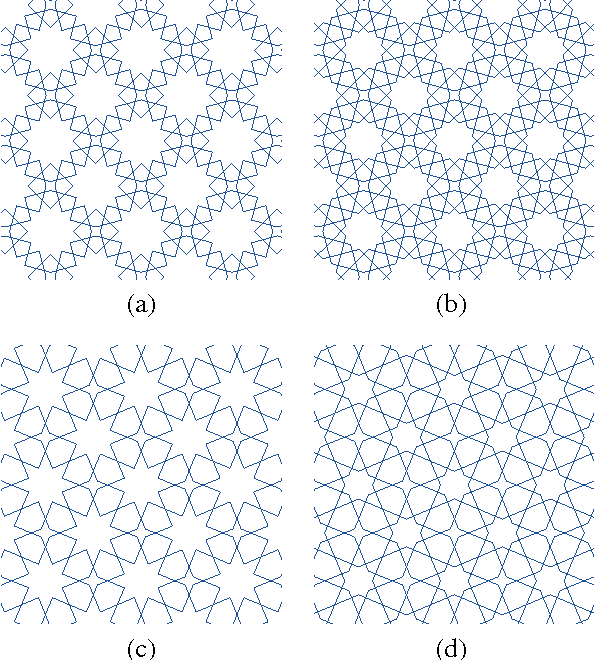 Figure 40 From Islamic Star Patterns From Polygons In Contact Custom Star Patterns