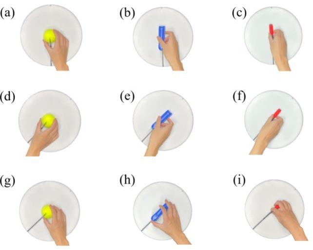 Figure 1 for Improving Grasp Planning Efficiency with Human Grasp Tendencies*