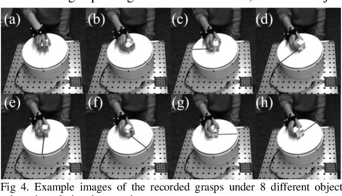 Figure 4 for Improving Grasp Planning Efficiency with Human Grasp Tendencies*