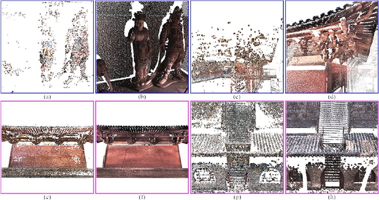 Figure 4 for Complete Scene Reconstruction by Merging Images and Laser Scans