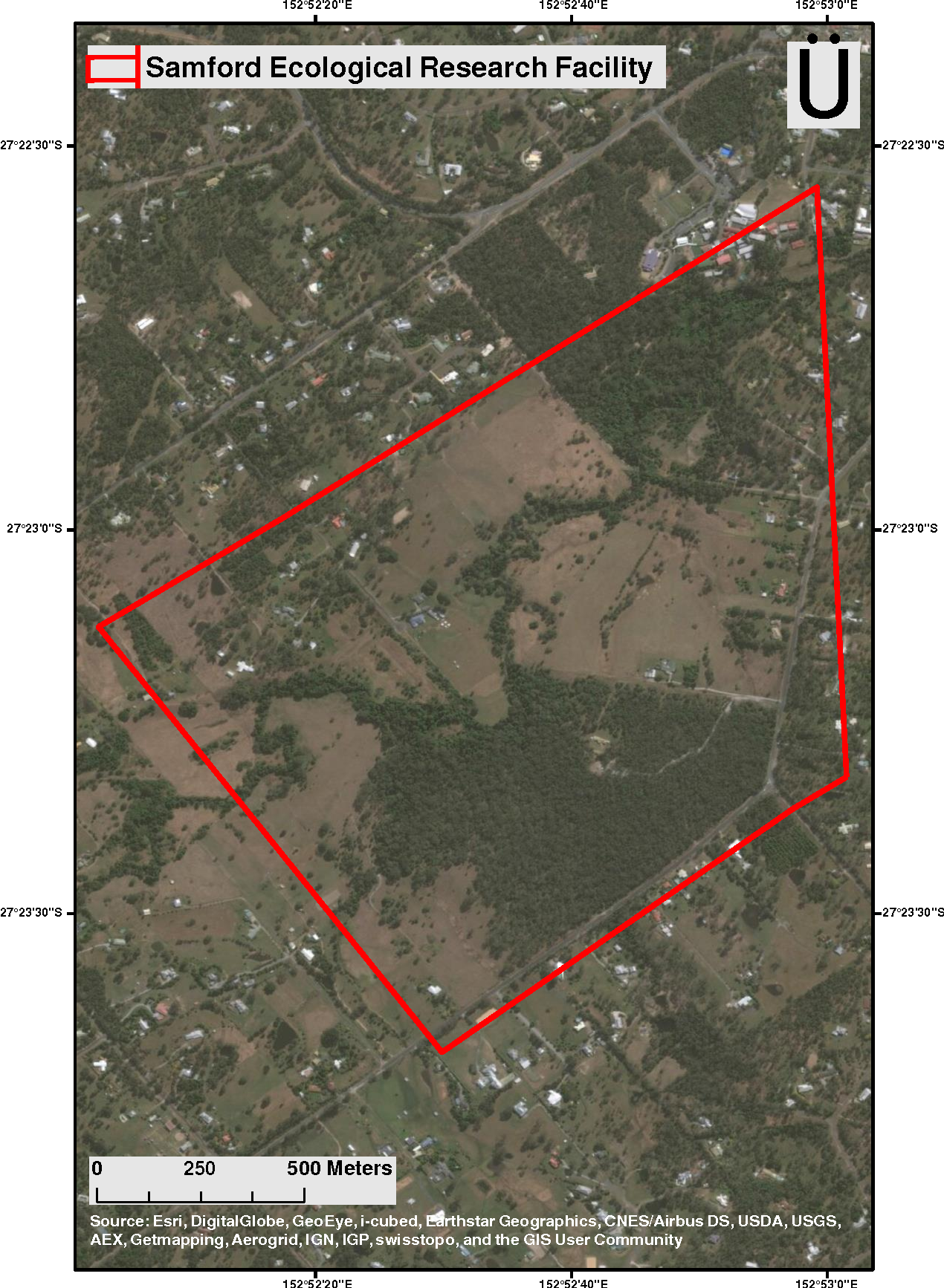 Figure 1 for Integration of LiDAR and Hyperspectral Data for Land-cover Classification: A Case Study