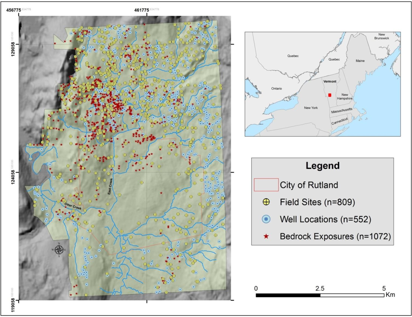 Figure 1 from A Geographic Information Systems (GIS)-Based Approach ...