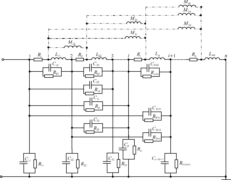 Voltage Distribution Analysis Of 500 Kv Dc Transmission Line Potential Divider Circuit Under Impulse Voltages Stray Parameter Extraction Semantic Scholar