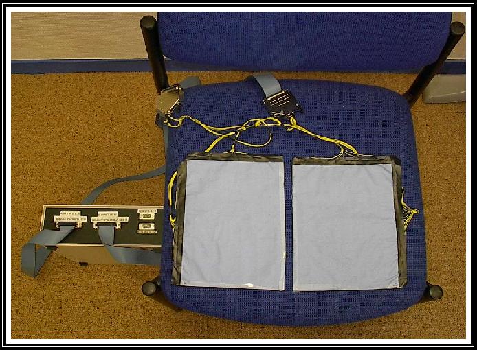Figure 1 for Utilisation de la substitution sensorielle par électro-stimulation linguale pour la prévention des escarres chez les paraplégiques. Etude préliminaire