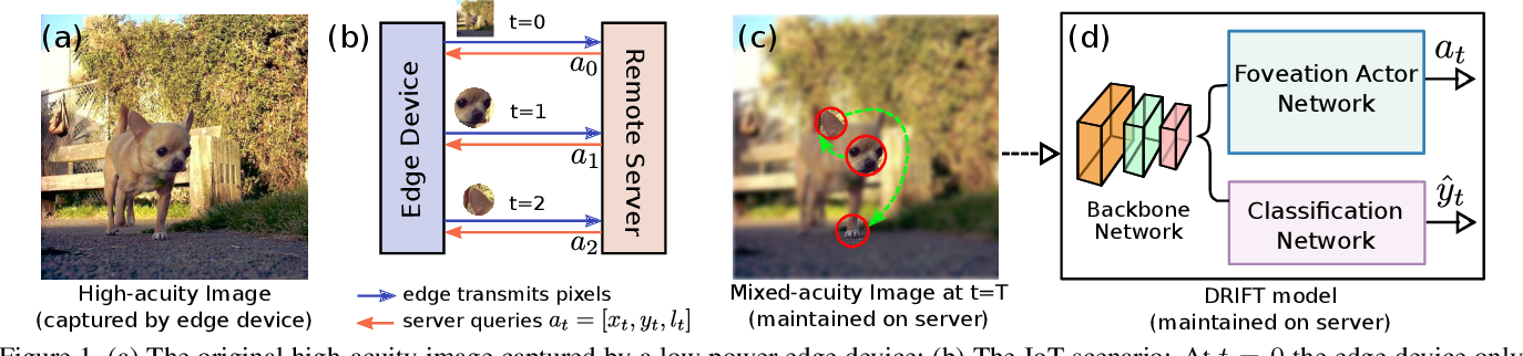 Figure 1 for Learning Where to Fixate on Foveated Images
