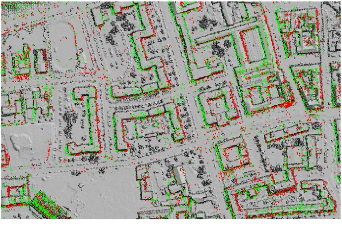 Geometrical Fusion of Multitrack PS Point Clouds - Semantic