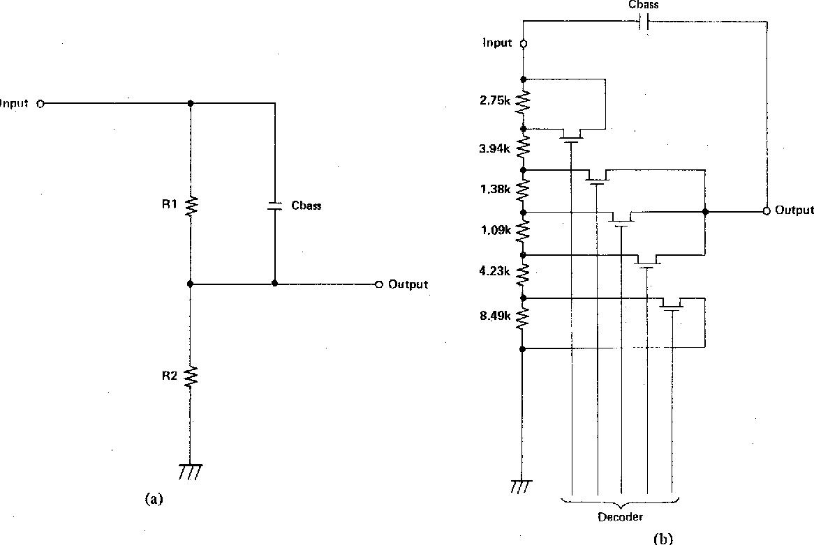 Tone Control Circuit Semantic Scholar Diagram Figure 3