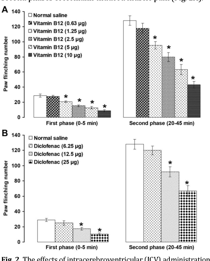 PDF] Effects of intracerebroventricular injection of vitamin B12 on