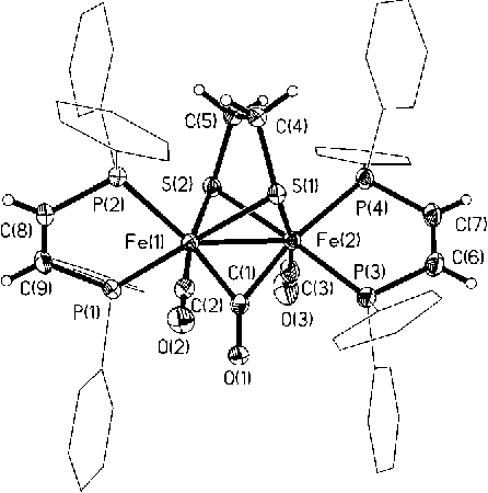 Figure 4 From Diiron Dithiolato Carbonyls Related To The Hoxco