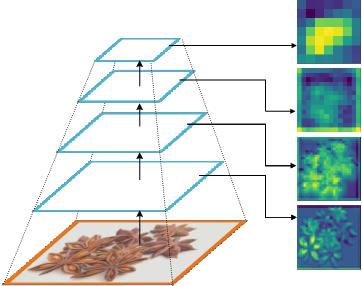 Figure 3 for Chinese Herbal Recognition based on Competitive Attentional Fusion of Multi-hierarchies Pyramid Features
