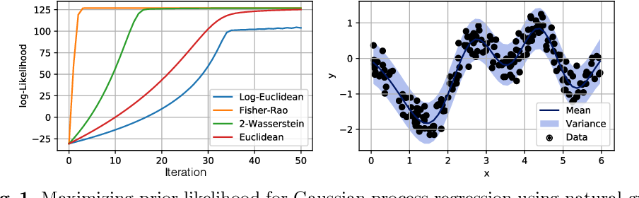 Figure 1 for A Formalization of The Natural Gradient Method for General Similarity Measures