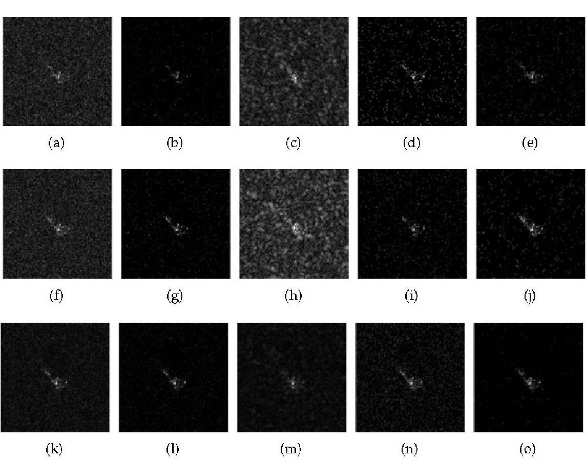 Figure 4 for Target Oriented High Resolution SAR Image Formation via Semantic Information Guided Regularizations