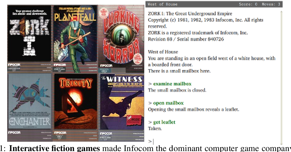 Figure 1 for NAIL: A General Interactive Fiction Agent