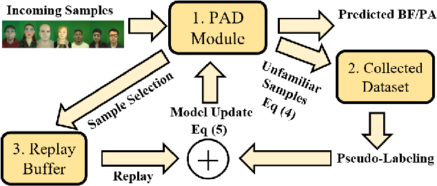 Figure 1 for Detection and Continual Learning of Novel Face Presentation Attacks