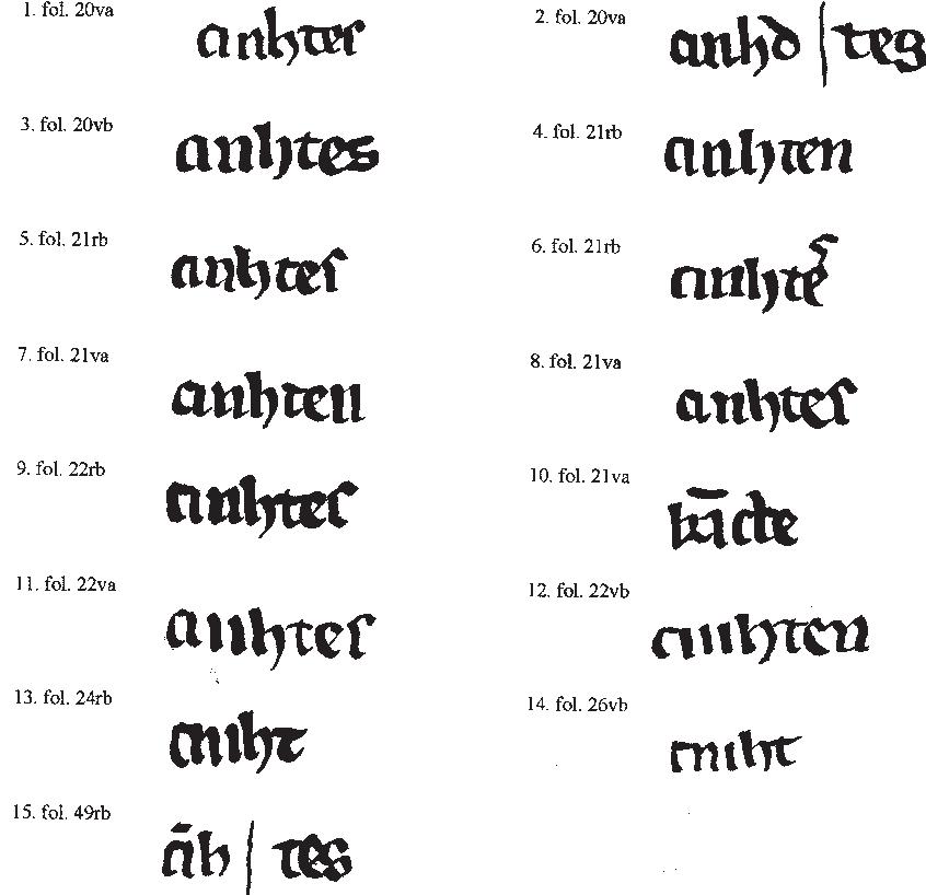 list of metathesis words