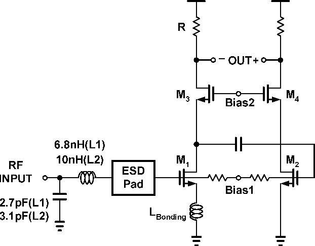 Figure 9 from A 19-mW 2 6-mm/sup 2/ L1/L2 dual-band CMOS GPS