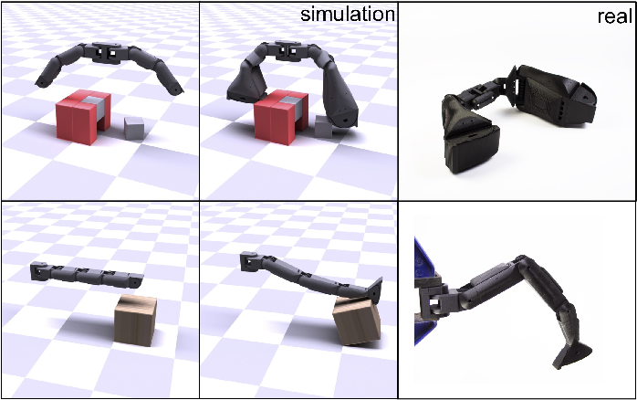 Figure 1 for An End-to-End Differentiable Framework for Contact-Aware Robot Design