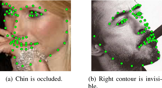 Figure 1 for Deep Multi-Center Learning for Face Alignment