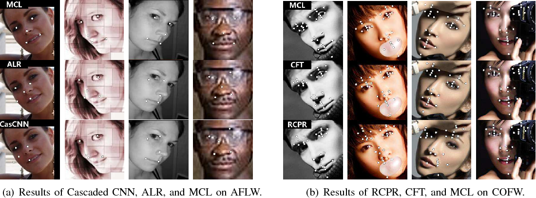 Figure 4 for Deep Multi-Center Learning for Face Alignment