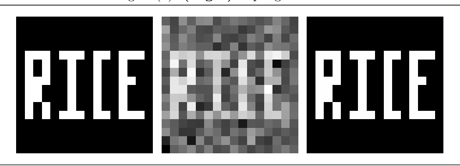 Figure 1 for Rank-One Measurements of Low-Rank PSD Matrices Have Small Feasible Sets