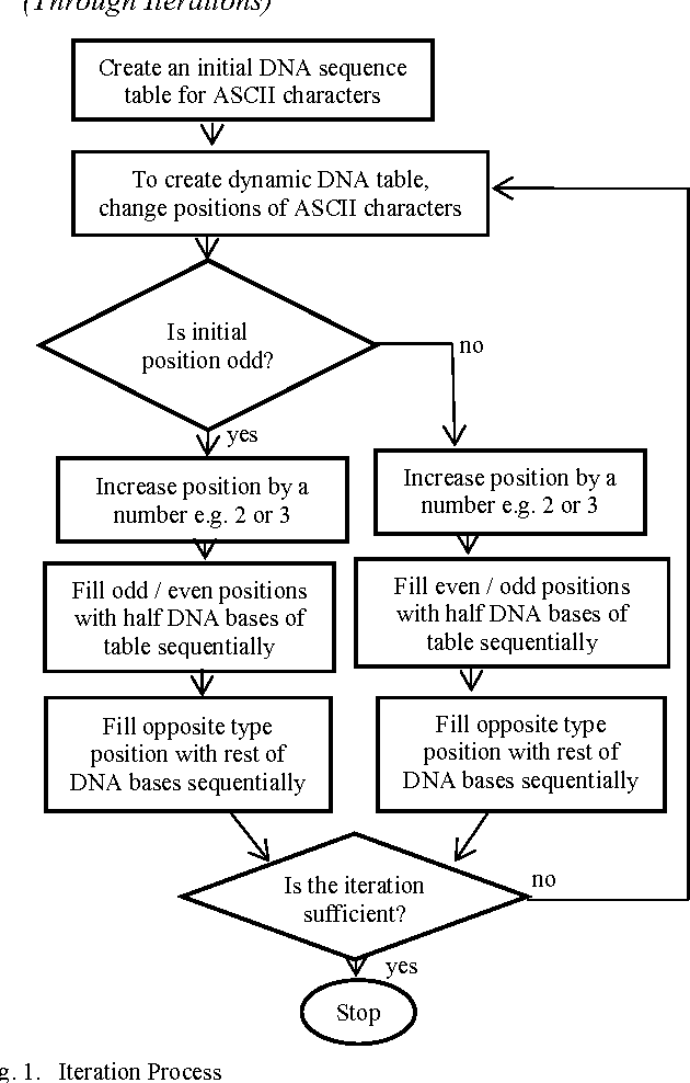 A dna cryptographic technique based on dynamic dna sequence table figure 1 ccuart Choice Image
