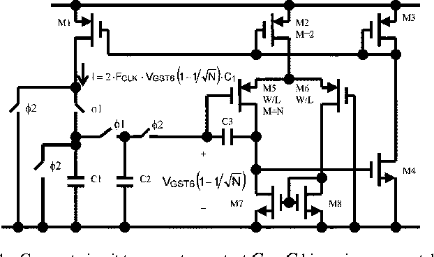 the switched capacitor current regulator circuit diagram wiring rh autonomia co