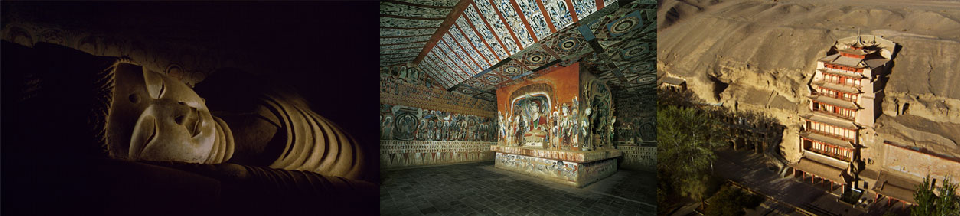 Figure 1 for Dunhuang Grottoes Painting Dataset and Benchmark