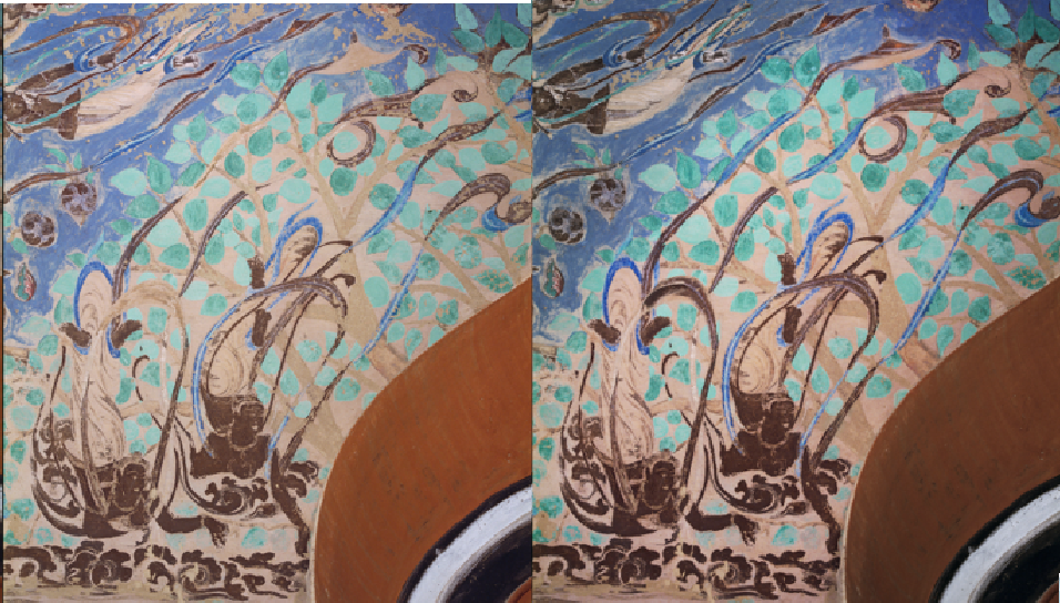 Figure 2 for Dunhuang Grottoes Painting Dataset and Benchmark