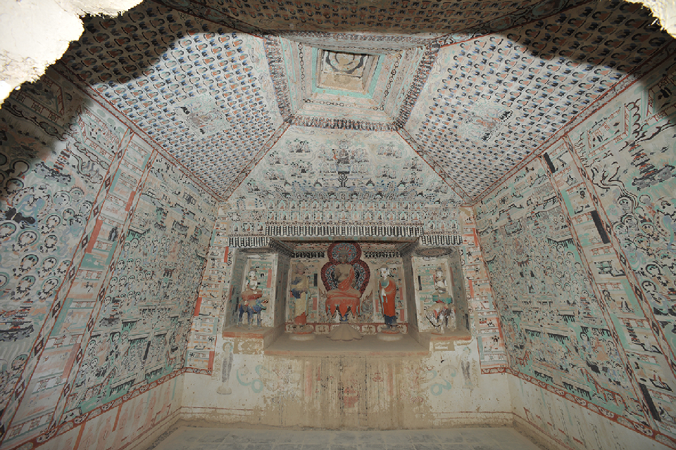 Figure 3 for Dunhuang Grottoes Painting Dataset and Benchmark