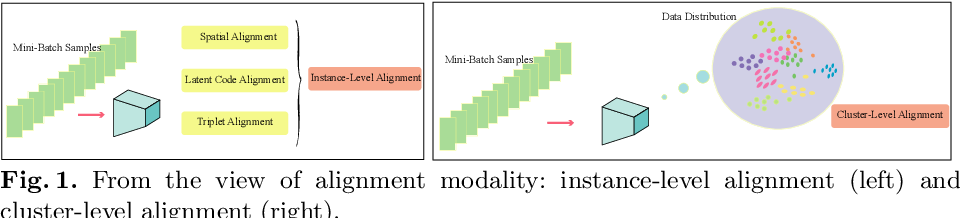 Figure 1 for Cluster-level Feature Alignment for Person Re-identification