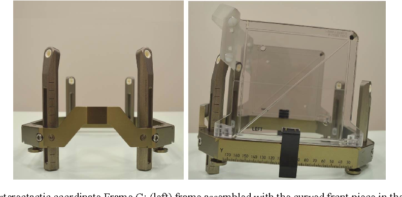 Evaluation of the stability of the stereotactic Leksell Frame G in ...