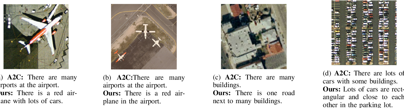Figure 3 for A Novel Actor Dual-Critic Model for Remote Sensing Image Captioning