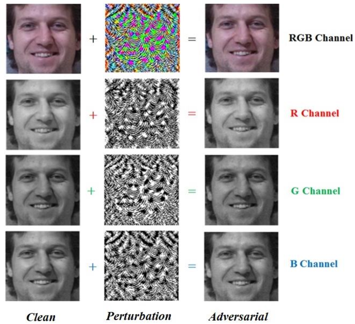 Figure 3 for Threat of Adversarial Attacks on Face Recognition: A Comprehensive Survey