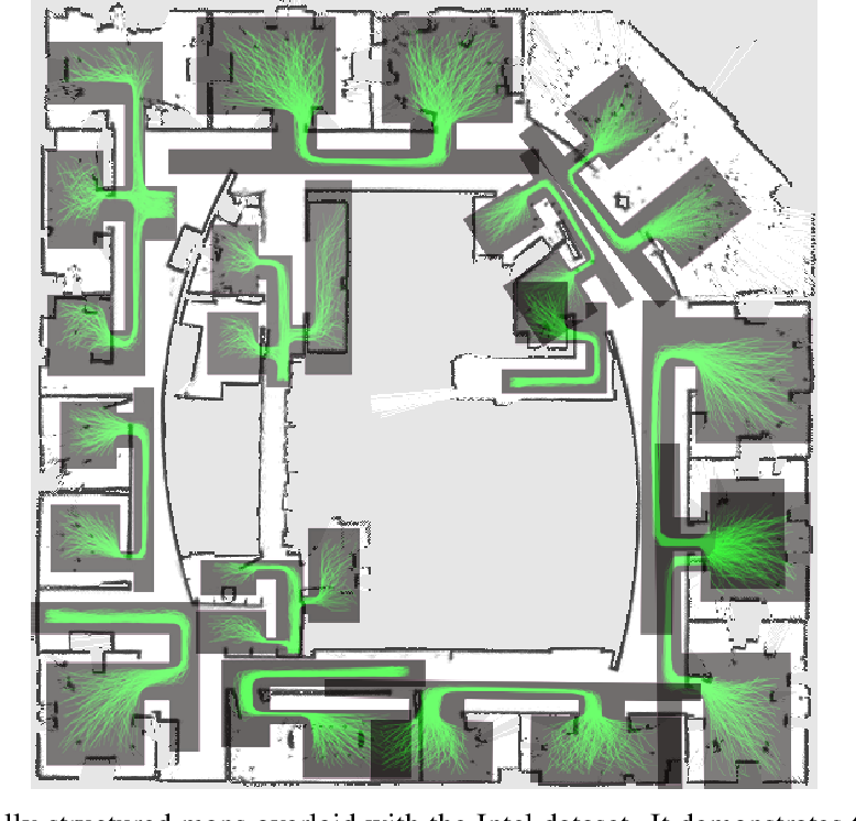 Figure 1 for Occ-Traj120: Occupancy Maps with Associated Trajectories