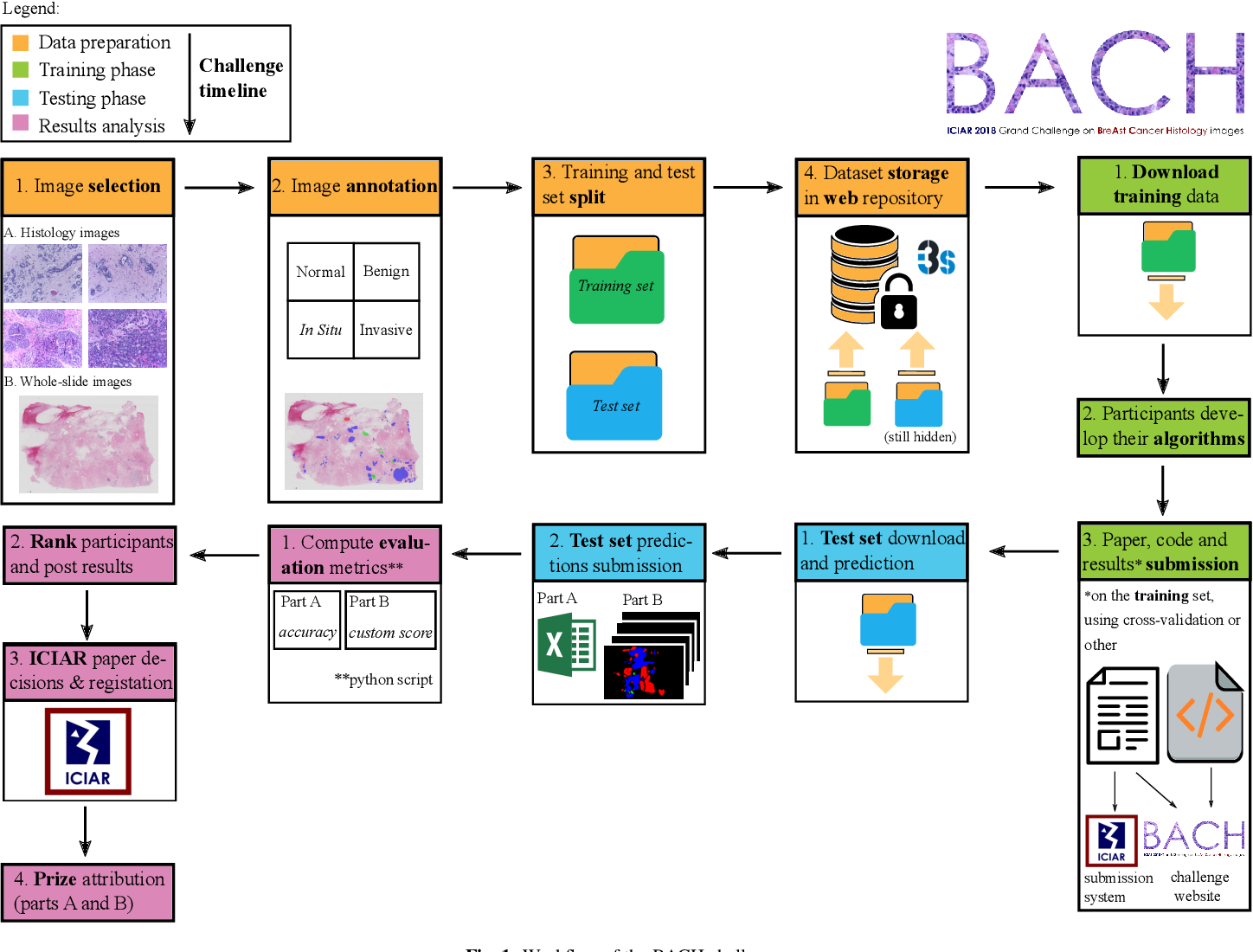 Figure 2 for BACH: Grand Challenge on Breast Cancer Histology Images