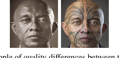 Figure 4 for Impact of Facial Tattoos and Paintings on Face Recognition Systems